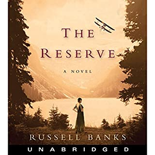 The Reserve audiobook cover art