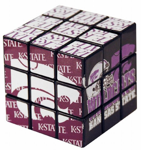 NCAA Kansas State Wildcats Toy Puzzle Cube
