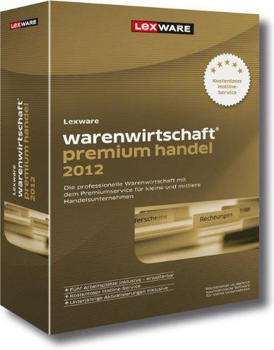 Lexware Warenwirtschaft Premium Handel 2012 (Version 12.00)
