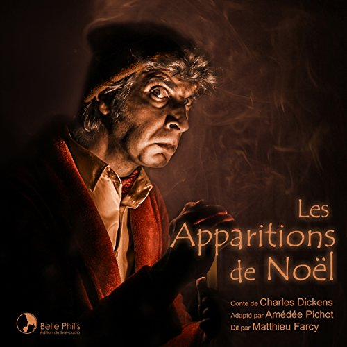 Couverture de Les apparitions de Noël