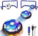 SUNNOW Air Power Soccer - Balón Fútbol Flotant Recargable Pelota Futbol con Soft Foam Bumpers y...