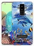 Sunrive Kompatibel mit DOOGEE S90 Hülle Silikon, Transparent Handyhülle Schutzhülle Etui Hülle (X Wal)+Gratis Universal Eingabestift MEHRWEG