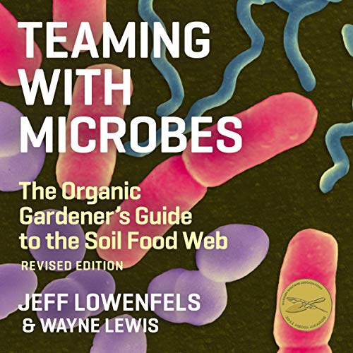 Teaming with Microbes cover art