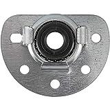Schellenberg 83500 Wandlager Maxi für Achtkantwellen mit 60 bis 70 mm Durchmesser
