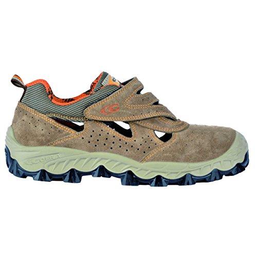 Cofra fw180–000.w42taglia 42s1p src'New Bengala sicurezza scarpe, colore: marrone