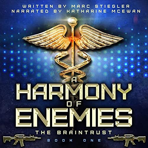 The Braintrust Audiobook By Marc Stiegler cover art
