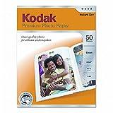 "KODAK Premium Photo Paper Gloss 8.5""x11"", 50 count, 66lb.weight, 8.5 mil (41159)"