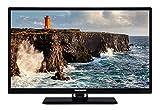 Telefunken XH24D101D-W 61 cm (24 Zoll) Fernseher (HD Ready, Triple Tuner, DVD-Player)