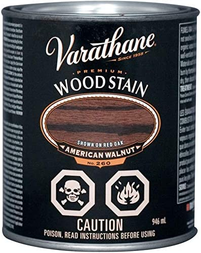 946mL Premium American cheap Walnut Alkyd Wood Stain Don't miss the campaign