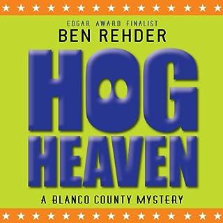 Hog Heaven audiobook cover art
