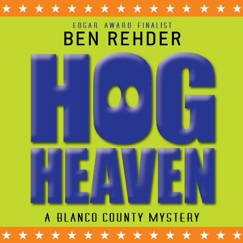 Hog Heaven audiobook cover art