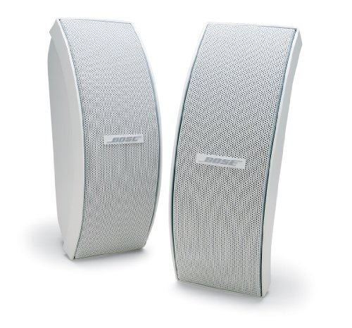 Bose ® Altavoces ambientales 151, color blanco