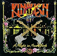 A Night in New York - Live at My Father's Place by Kingfish