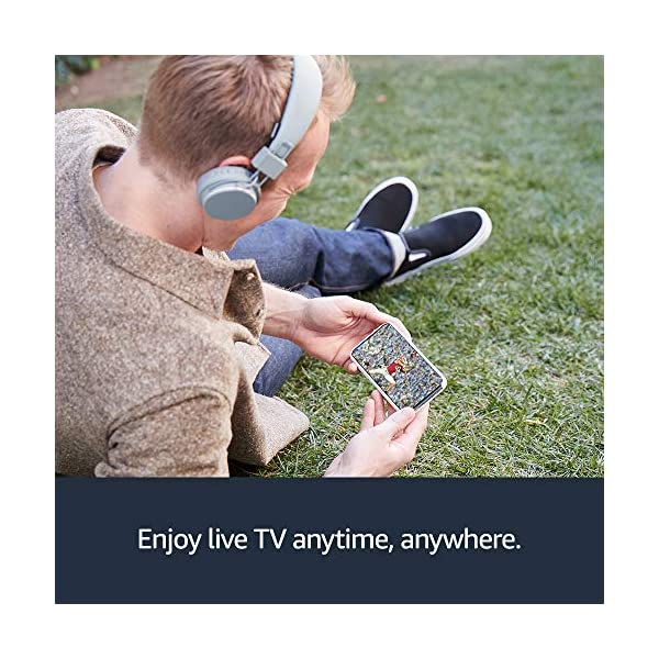 Fire TV Recast, over-the-air DVR, 1 TB, 150 hours, DVR for cord cutters 4