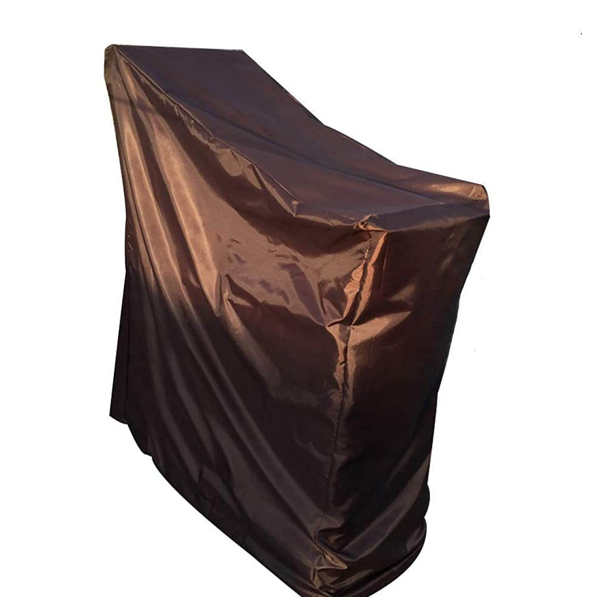 Courtyard Protection Cover/Tarpaulin Spinning Bike Dust-Proof Moisture Proof Scratch Proof, Oxford Cloth, WenMing Yue, Brown, 100x50x120CM