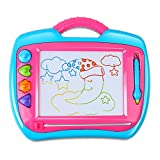 Magnetic Drawing Board for 3 4 5 6 7 Year Old Boys Girls
