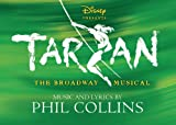 Tarzan The Musical Reproduktion Theater Foto Poster 40x30