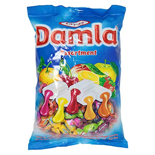 Damla Kaubonbon-Kauen Obst-Sortiment mit...