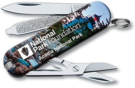Amazon Com Victorinox Swiss Army Classic Sd Pocket Knife Desert Camo 58mm Sports Outdoors