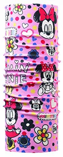 Buff pañuelo Multifuncional para niños Minnie Original Tikus Talla:Talla única