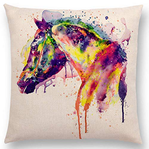 SUIBIAN Animals Cushion Cover Home Sofa Throw Pillow Case