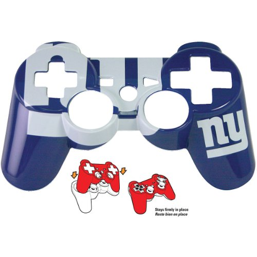 New York Giants Playstation 3 Controller Faceplate