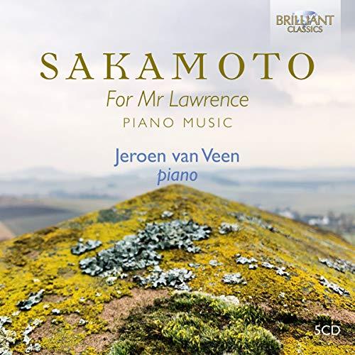 Sakamoto:for Mr Lawrence,Piano Music