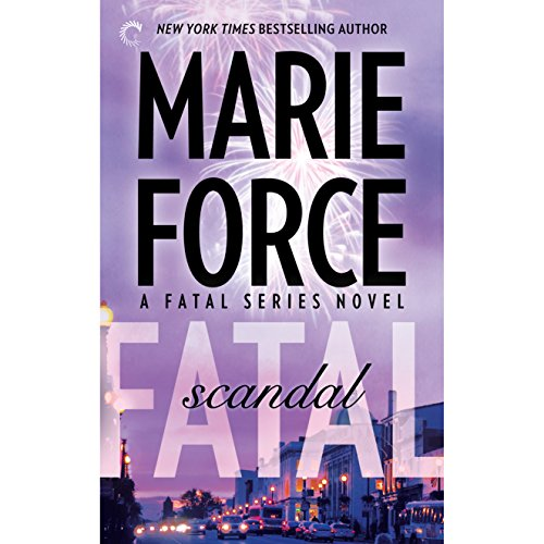 Fatal Scandal audiobook cover art