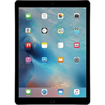 iPad Pro 9.7-inch  128GB Wi-Fi + 4G LTE Cellular Space Gray  MLQ32LL/A 2016 Model  Refurbished