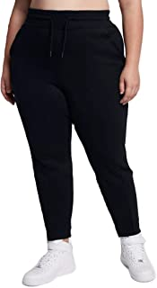 Nike Women's Power Legendary Training Pants Plus Size 911650 Black/Black