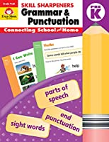 Skill Sharpeners Grammar and Punctuation, Grade Prek