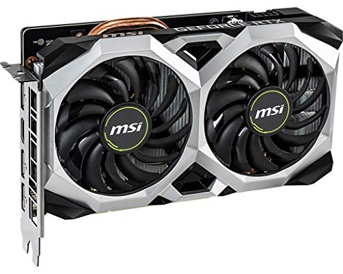 MSI GeForce RTX 2060 VENTUS VS 6G dissipatore
