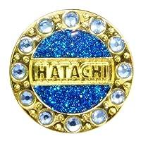 羽立(HATACHI) クリスタルマーカー BH6035 27 ブルー