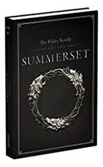 The Elder Scrolls Online - Summerset: Official Collector's Edition Guide de Garitt Rocha