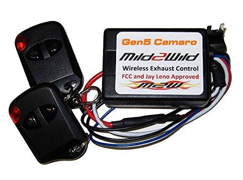2010-2015 Gen5 Camaro Mild 2 Wild Exhaust Remote Control
