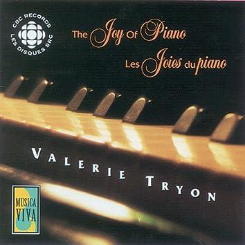 Bach / Liszt / Mendelssohn / Grieg / Ravel: The Joy of Piano