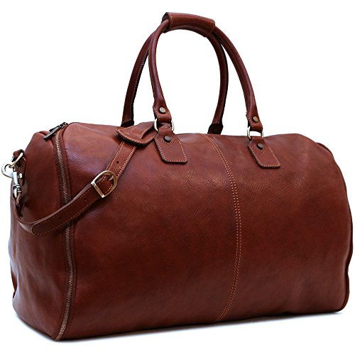 leather garment bags for travel - 9
