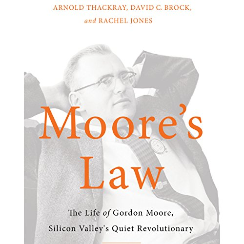 Moore's Law audiobook cover art