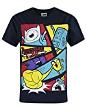 Nio - Noisy Sauce - Adventure Time - Camiseta (3-4 Aos)