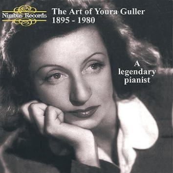 The Art of Youra Guller: A Legendary Pianist