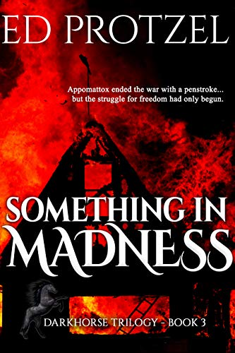 Something in Madness (Darkhorse Trilogy Book 3) by [Ed Protzel]