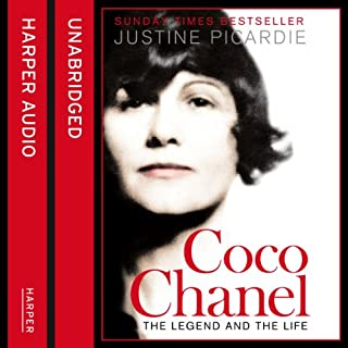 Coco Chanel     The Legend and the Life              By:                                                                                                                                 Justine Picardie                               Narrated by:                                                                                                                                 Cassandra Harwood                      Length: 9 hrs and 21 mins     34 ratings     Overall 3.9