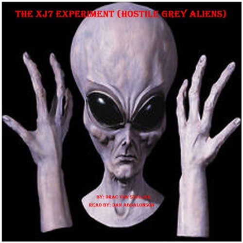 The XJ7 Experiment audiobook cover art