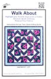 Grizzly Gulch Gallery Walk About Pattern, Multicolor