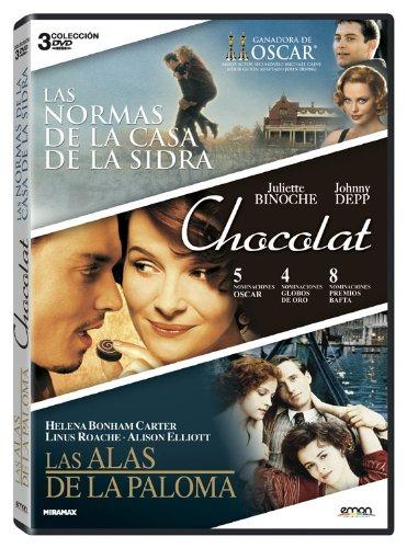 Pack: Las Normas De La Casa De La Sidra + Las Alas De La Paloma + Chocolat [DVD]