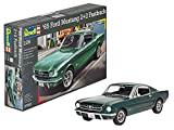 Revell Maqueta 1965 Ford Mustang 2 + 2 Fastback, Kit Modelo, Escala 1:24 (07065)