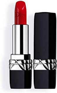Christian Dior Rouge Dior Couture Colour Comfort & Wear Lipstick - # 999, 3.5 g