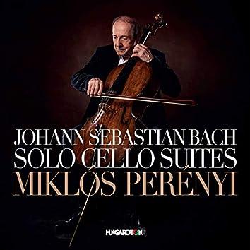 J.S. Bach: Solo Cello Suites