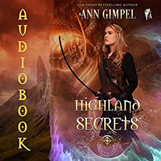 Highland Secrets cover art