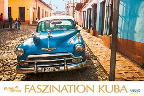 Faszination Kuba 212419 2019: Großer Foto-Wandkalender mit Bildern von der Karibik-Insel. Travel Edition mit Jahres-Wandplaner. PhotoArt Panorama Querformat: 58x39 cm.